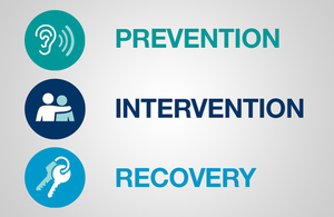 rough sleeping strategy prevention intervention recovery gov uk