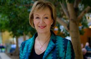 Andrea Leadsom MP will chair a cross-Government working group