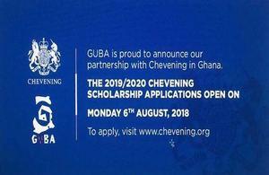 Chevening Ghana GUBA