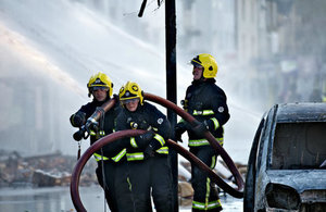 Campaign launched for more diverse fire and rescue services
