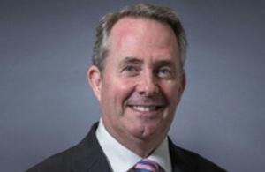 The Rt Hon Liam Fox MP