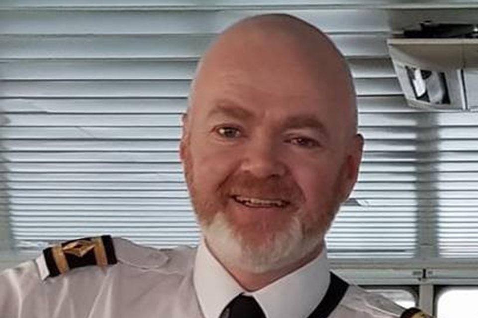 Image of Mr Stephen Chamberlain.