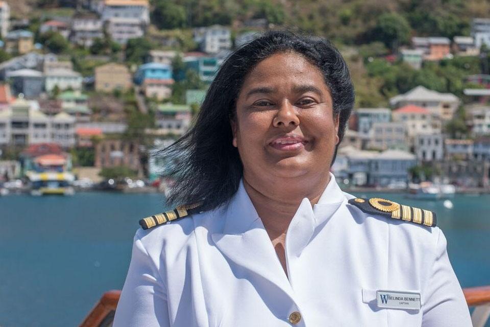 Life-saving officer honoured for heroic actions - GOV.UK Belinda Bennett