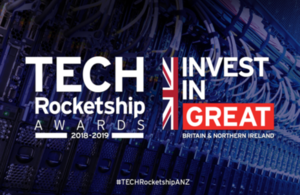 Tech Rocketship Awards logo