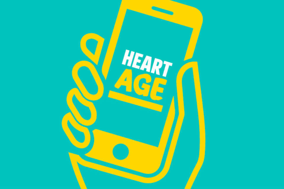 Heart Age Test gives early warning of heart attack and stroke - GOV.UK
