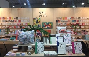 Picture of Ohh Deer's product range.