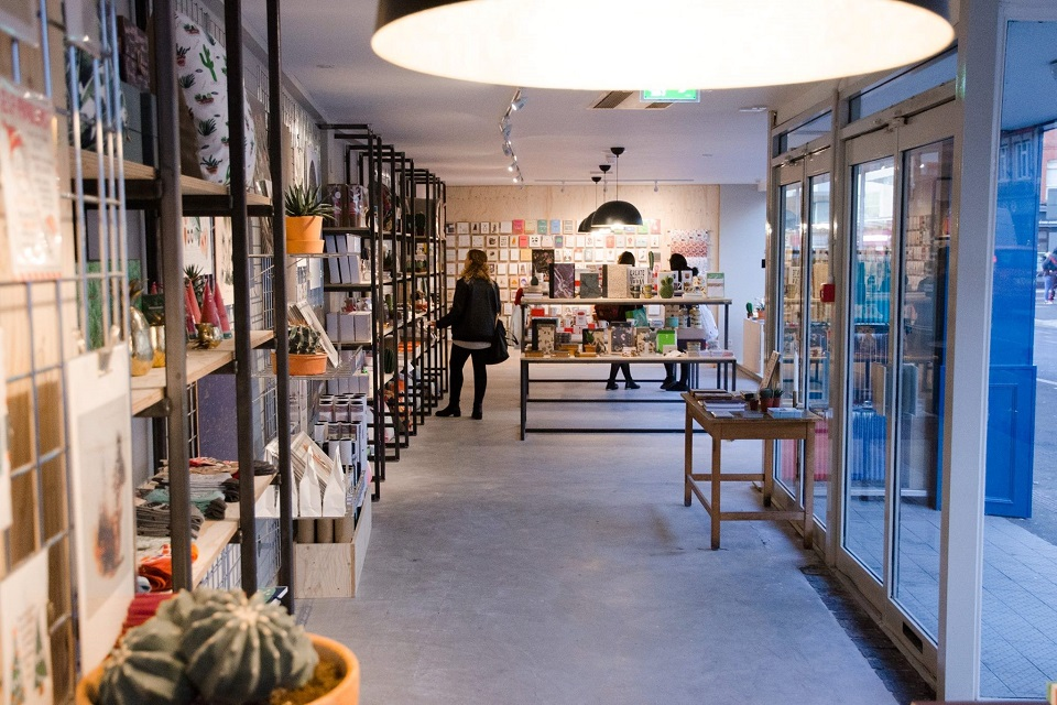 Picture of Ohh Deer's Loughborough store.