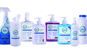 Bioguard cleaning products