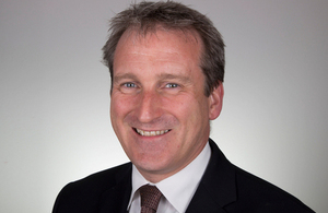 Secretary of State Damian Hinds