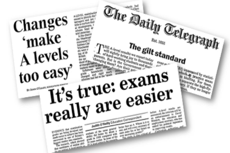 Press headlines