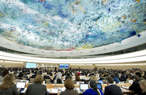 The UN Human Rights Council 22nd Session