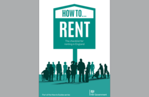 How to rent checklist - cover