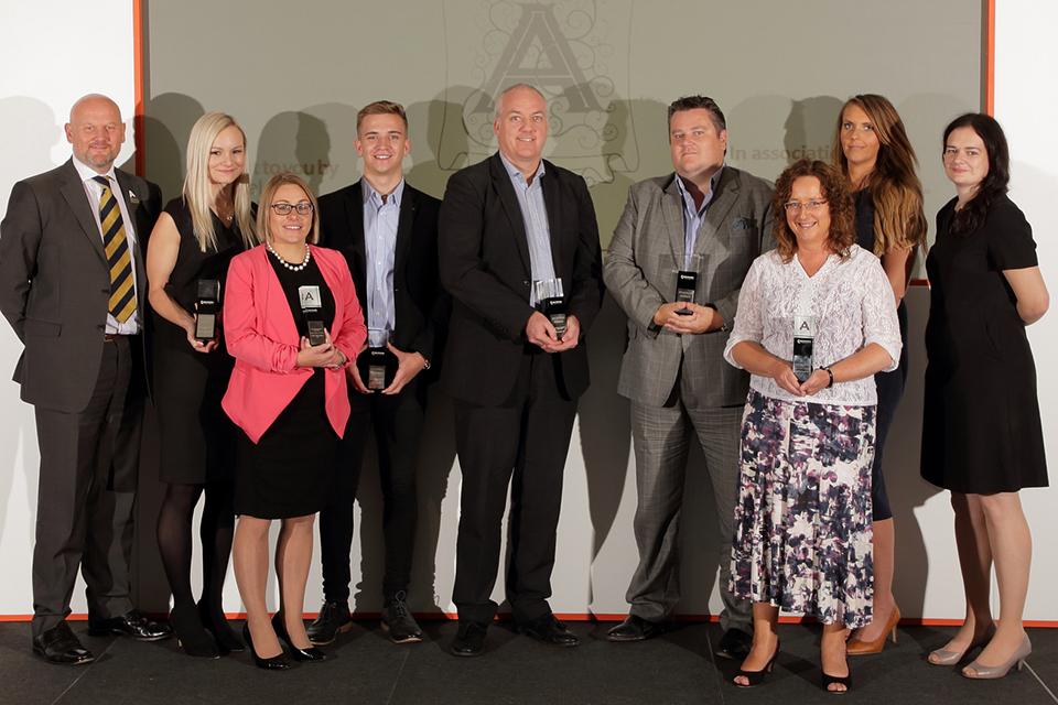 East Midlands: employer finalists