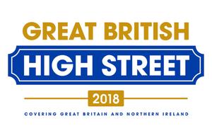 Great British High Streets 2018 logo