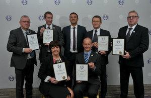Sellafield Ltd has won nine RoSPA awards