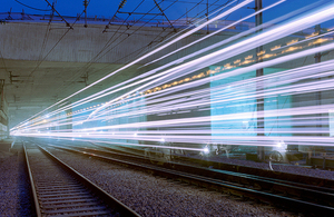 Innovative ideas to transform UK rail in line to bid for millions in