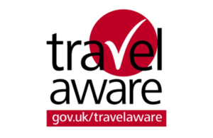Travel Aware - Rugby World Cup 2019
