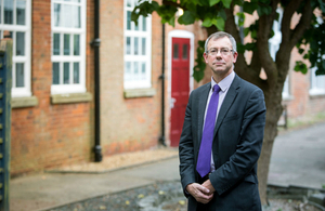 Read Michael Spurr leaving role as Chief Executive of HMPPS