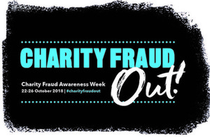Charity Fraud Awareness Week logo