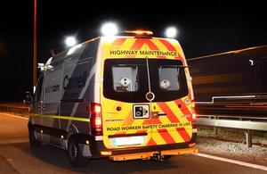 SafetyCam vehicle