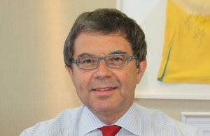 Ambassador Alan Charlton