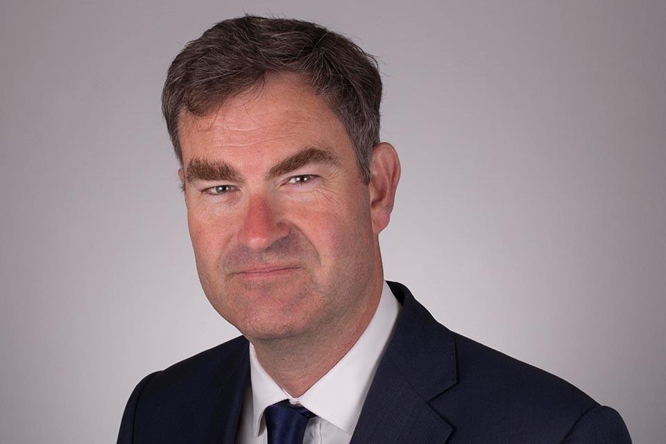 The Rt Hon David Gauke MP