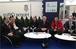 Security & Policing Exhibition 2013