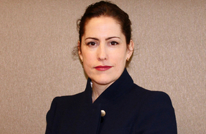 Victoria Atkins, Parliamentary Under Secretary of State for Crime, Safeguarding and Vulnerability