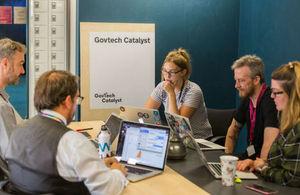 GovTech Catalyst team