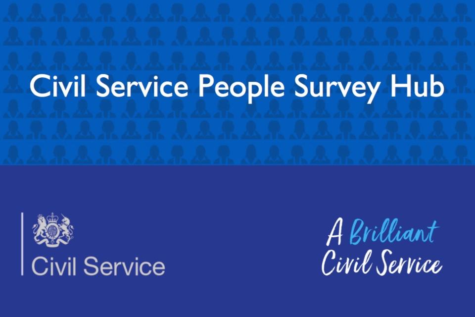 Civil Service People Survey Hub Gov Uk
