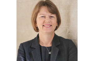 A picture of Alison Stevenson, the new Director of Overseas Bases.