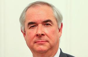 Advocate General for Northern Ireland, Geoffrey Cox QC MP
