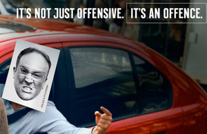 Hate crime campaign image