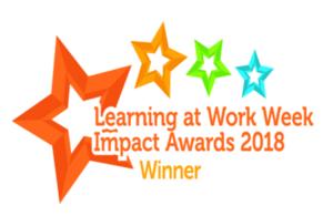 Learning at Work week logo