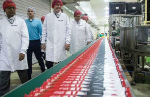 Nestlé's York factory