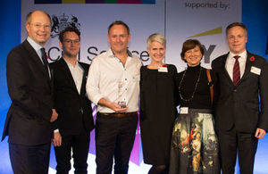 GOV.UK Notify team