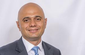 Home Secretary, Sajid Javid
