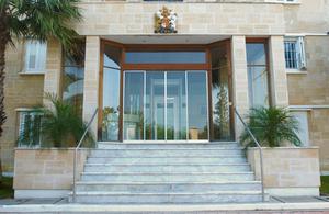 British High Commission, Nicosia