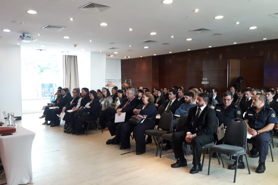 Workshop for Ministry of Interior staff