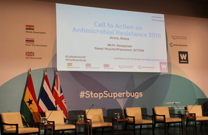Antimicrobial Resistance (AMR) Summit