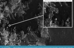 Satellite view of Sydney Harbour, Australia. Credit: SSTL
