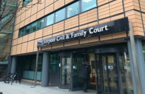 Liverpool court building