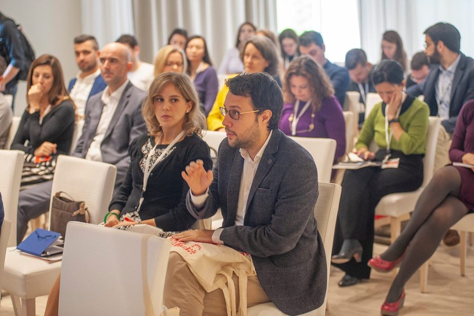Chevening conference in Montenegro