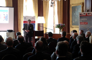 Anglo-Dutch Offshore Wind seminar in The Hague