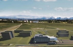 Artist impression of the national thermal hydraulic facility