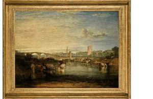 Walton Bridges, J M W Turner RA