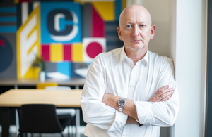 Smart-city modeller wins data pioneer of the year award