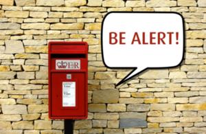 Postal stamp fraud