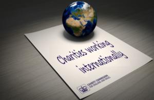 charities working internationally