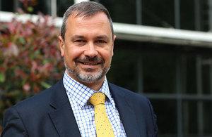 CEO Tim Moss